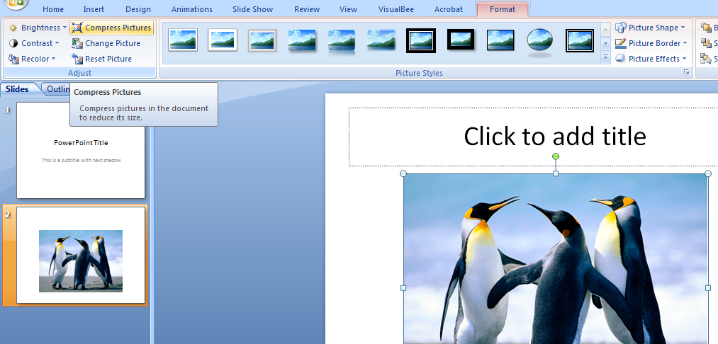Create your own default presentation  The PowerPoint FAQ