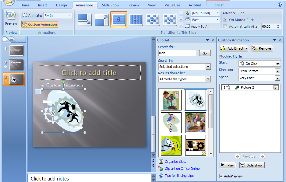 Download slide transition for powerpoint 2007