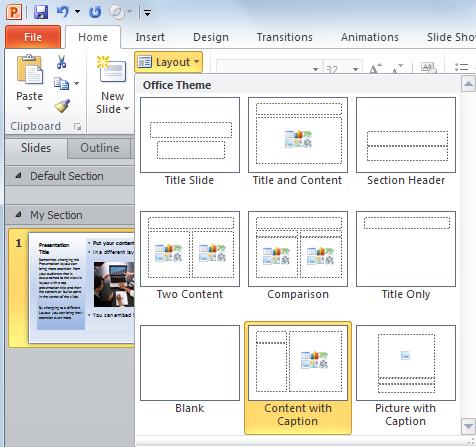 Free biweekly PowerPoint Presentation Tip newsletter