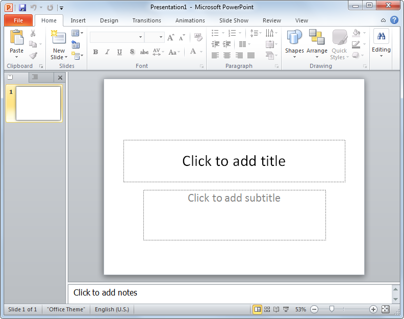 PPT  The Importance of English PowerPoint presentation