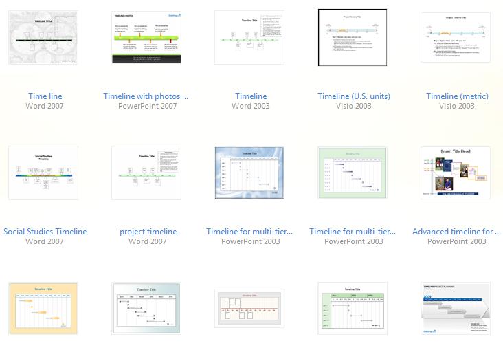 Embedding weekly schedule and timelines in powerpoint toneelgroepblik Image collections