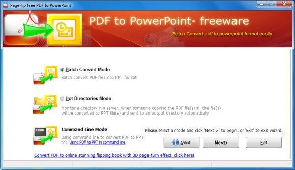 descargar convertidor de pdf a powerpoint