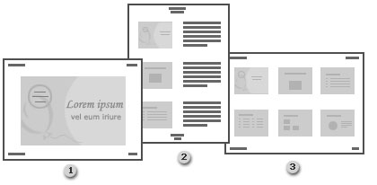 How to print slides with notes in PowerPoint