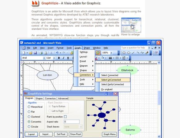 graph visualization software free