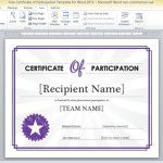free-certificate-of-participation-template-for-word-2013-1