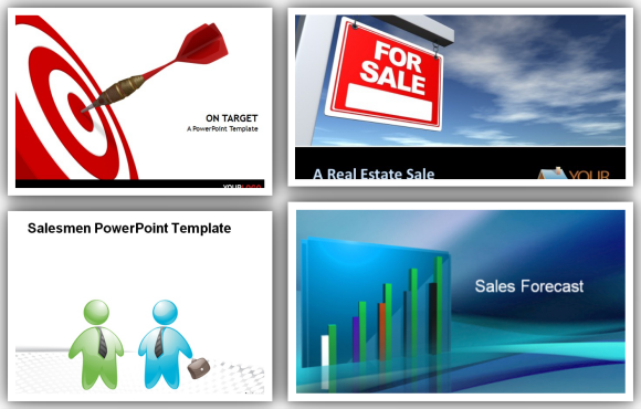 Best PowerPoint Templates For Making Good Sales Presentations – Sales Presentation Template