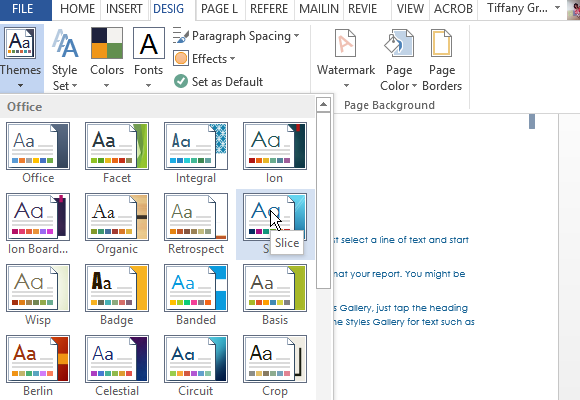 how to create a custom theme in powerpoint