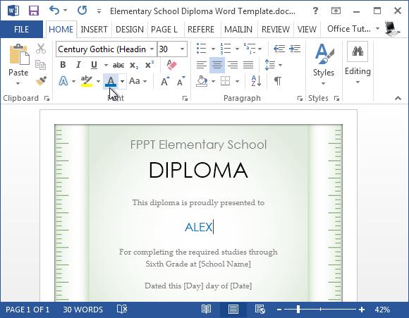 create editable pdf from word