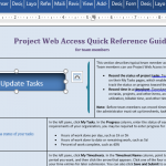 free-project-web-access-guide-for-users-and-team-managers