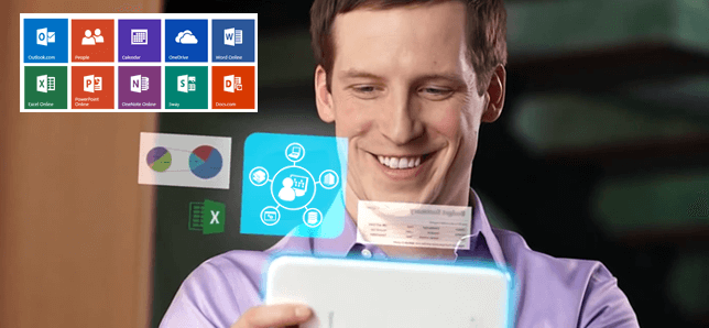 Purchase software from Microsoft