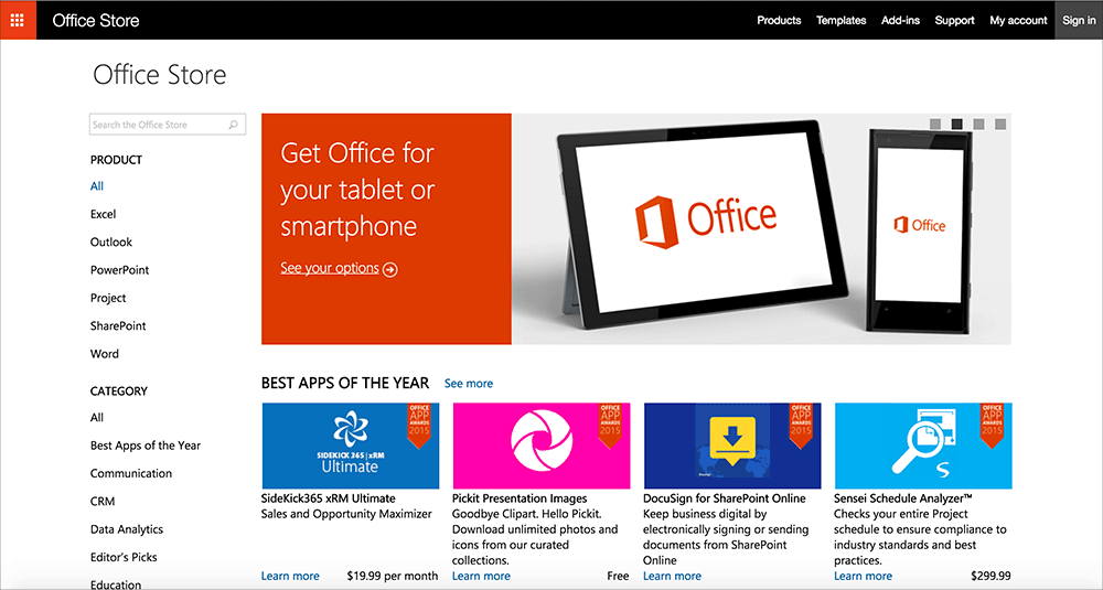 Windows 10 what is the office store toneelgroepblik