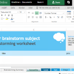 brainstorming-template-for-collaboration-with-a-team