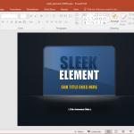 sleek-element-powerpoint-template