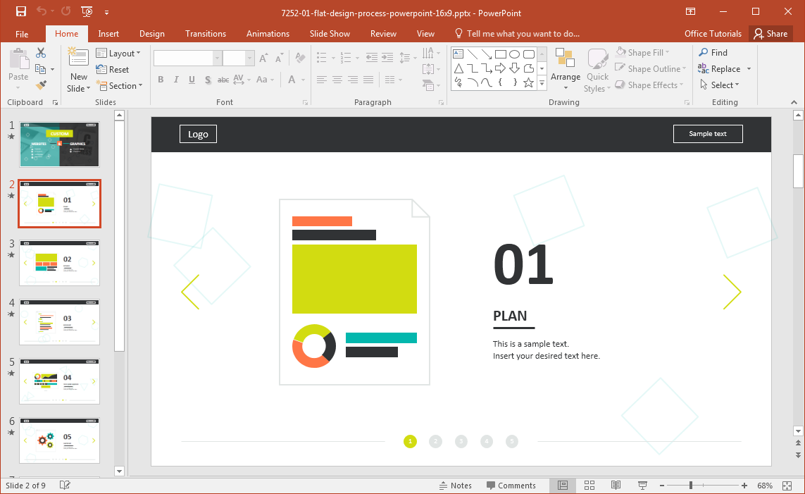 powerpoint proposal