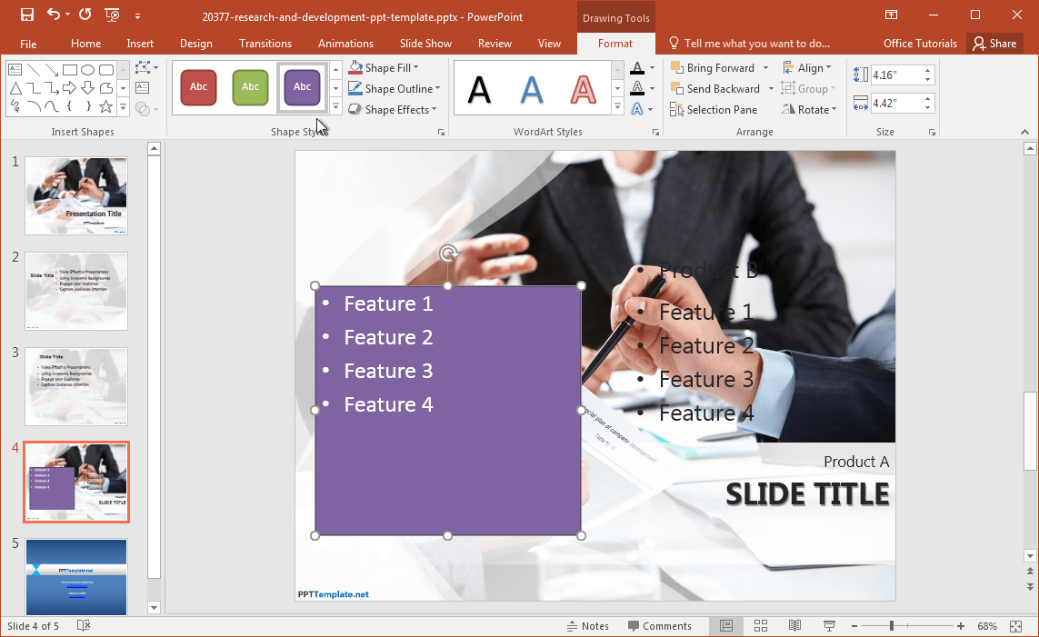 57550 Free PowerPoint templates from Presentation Magazine