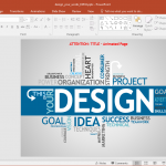 design-your-words-powerpoint-template