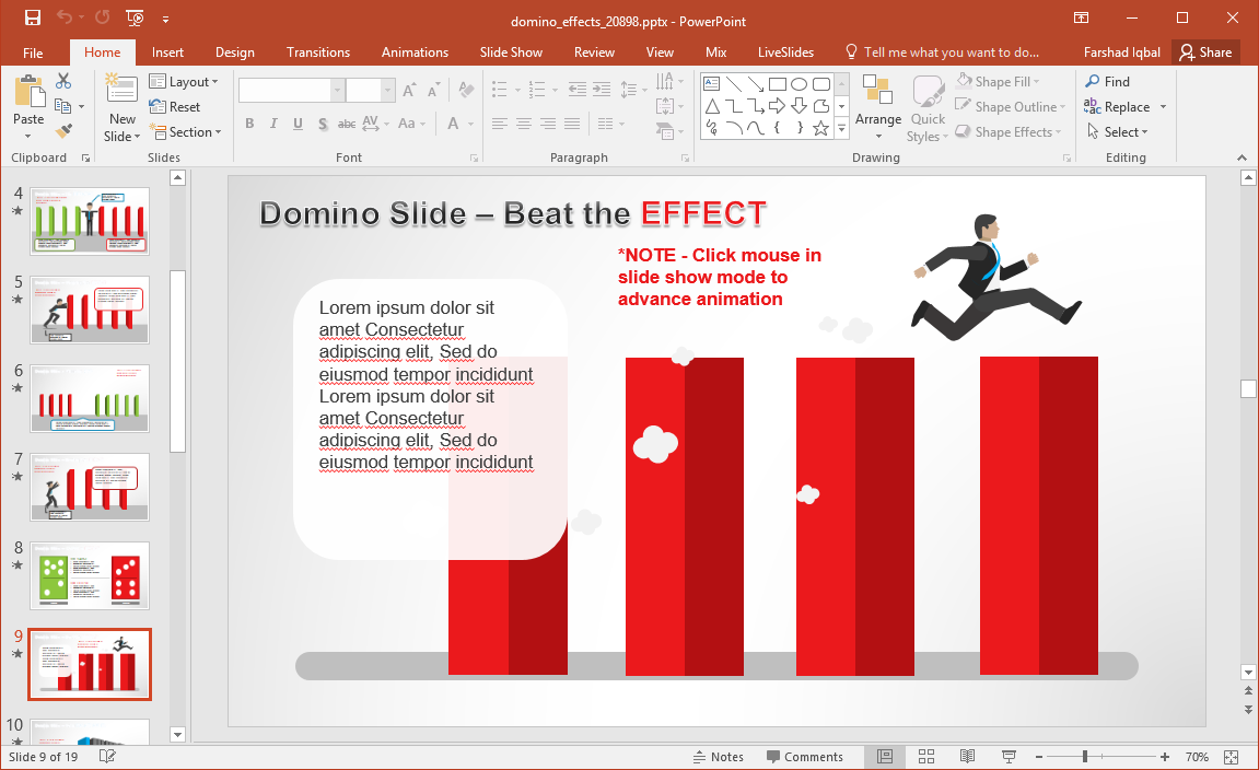 beat the effect