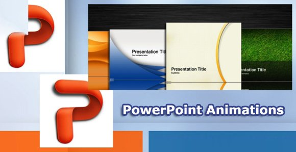 Animations for powerpoint toneelgroepblik