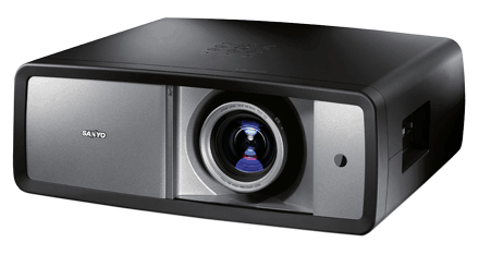 Sanyo PLV-Z3000: Projector and presentation Device