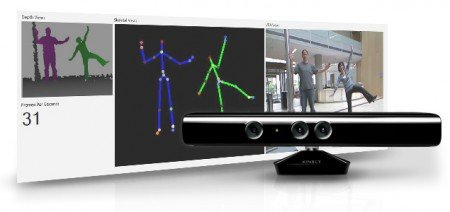 kinect powerpoint