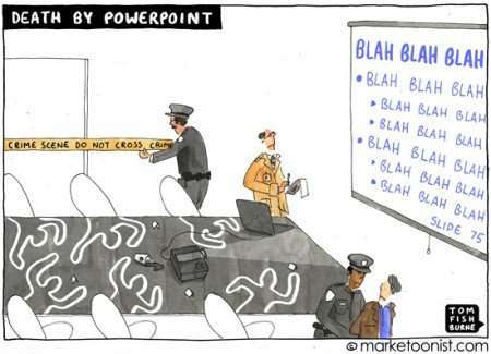Death By PowerPoint what is