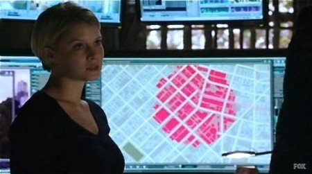 TV cops use PowerPoint presentations to solve crimes