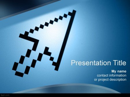 Direction PowerPoint example template