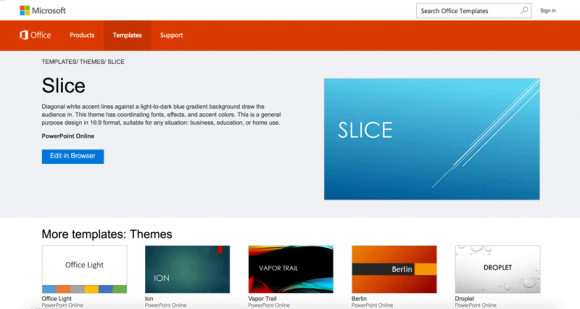 Microsoftofficetemplateslide FPPT - Microsoft office templates website