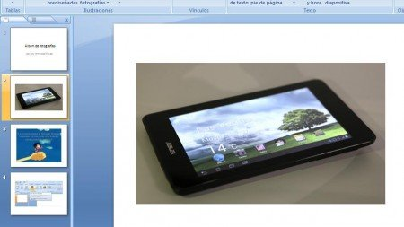 How to create a Photoalbum with PowerPoint