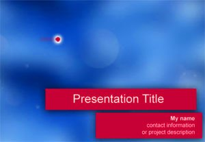 left mouse pointer button powerpoint