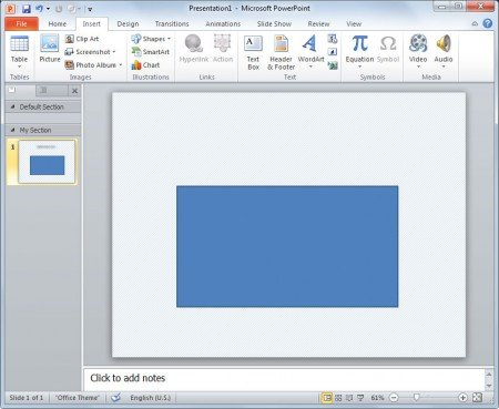 fill options powerpoint
