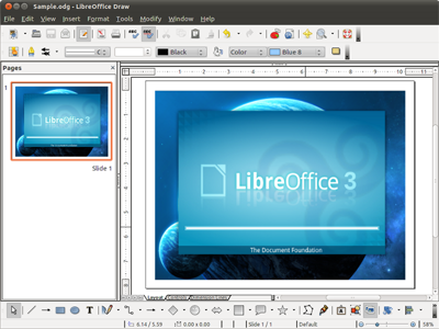Libreoffice impress 3 5 for Openoffice impress templates free download