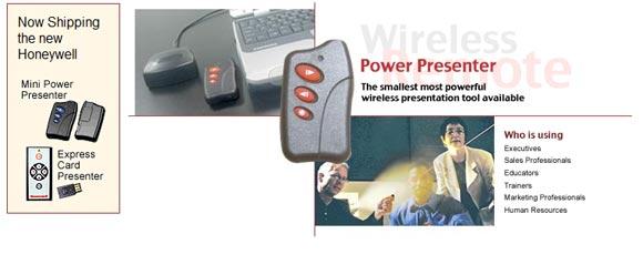 PowerPoint presenter