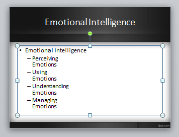 psychology emotional powerpoint