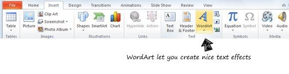 What is wordart feature in powerpoint toneelgroepblik Gallery