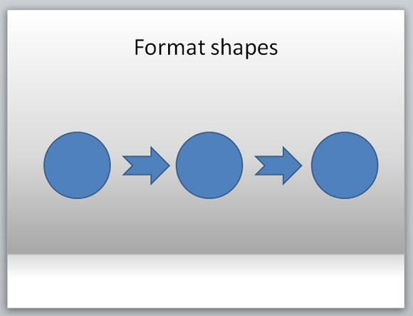 how to format a 3d sphere in powerpoint