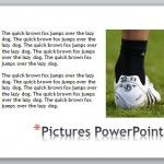 Picture PowerPoint template