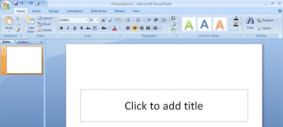 how to convert powerpoint to keynote