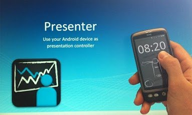 android powerpoint presenter