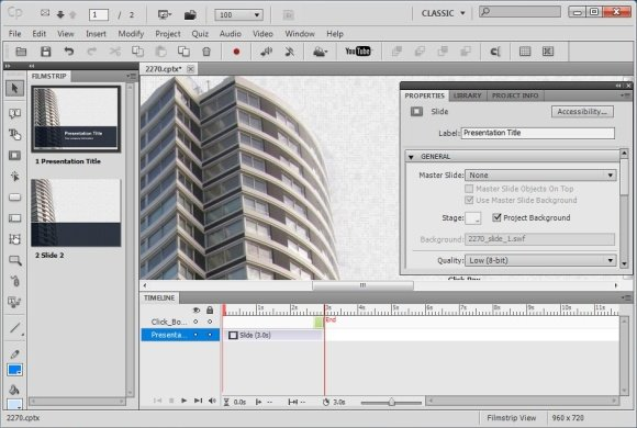 Captivate Adobe