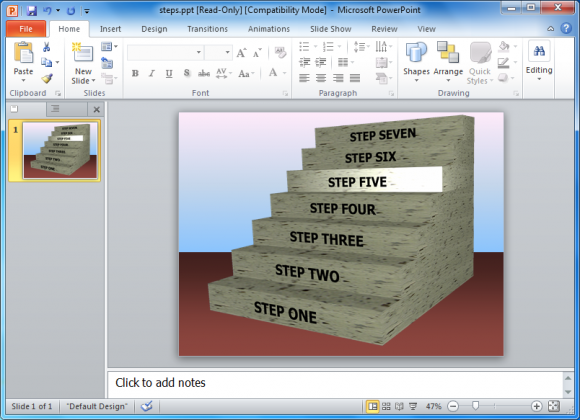 6 top tools for creating presentations in 3d it creates presentations in powerpoint file format additionally you can also check out this free 3d box powerpoint template to toneelgroepblik Image collections