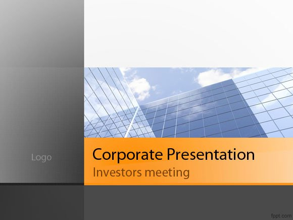 Free best powerpoint templates for business presentations best corporate powerpoint template toneelgroepblik