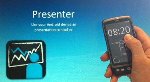 remote presenter