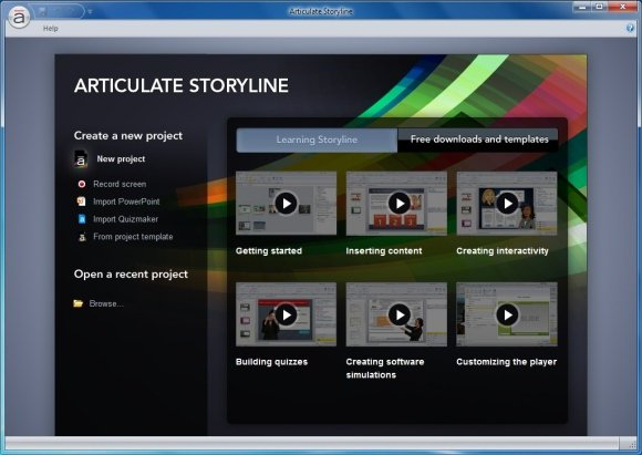 Create HTML 5, Flash And iOS Animations With Articulate Storyline
