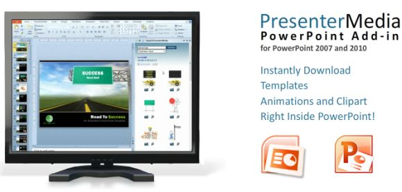 Presenter Media: Download Awesome Animated PowerPoint ...
