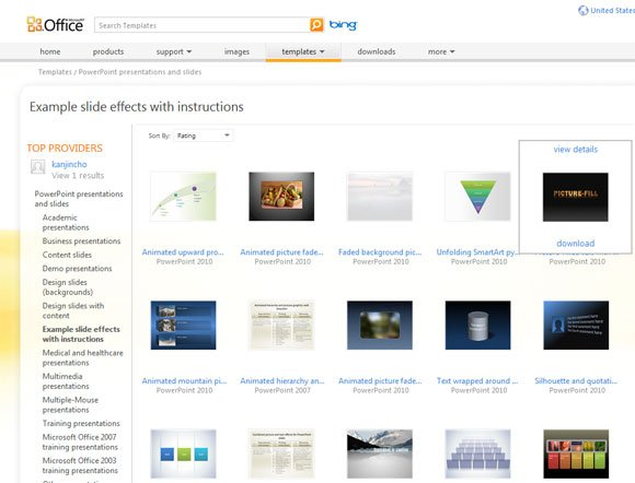 themes in powerpoint 2010 free download