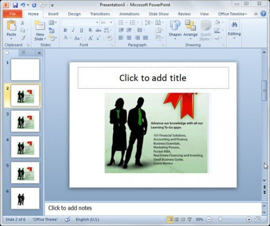 diapositivas en power point