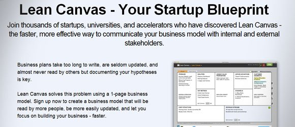 Business Templates For Entrepreneur And Startups
