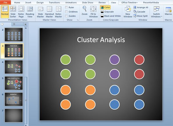 cluster analysis ppt