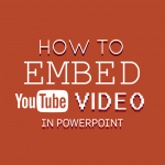 How to Embed Video Youtube in PowerPoint